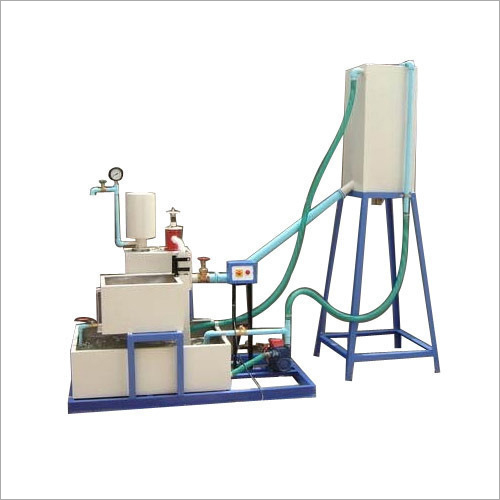 Industrial Hydraulic Ram Test Rig