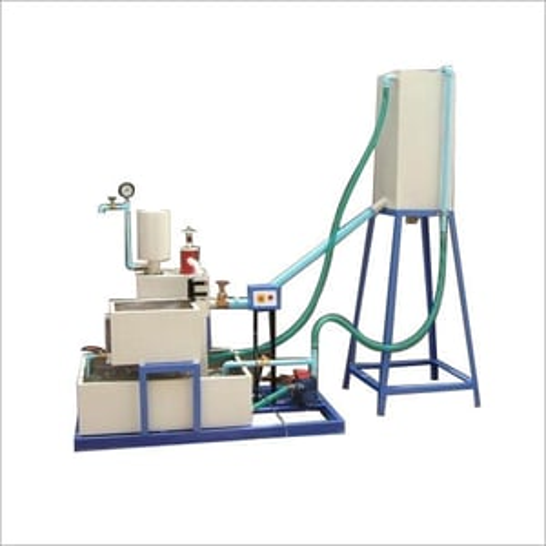 Industrial Hydraulic Ram Test Rig