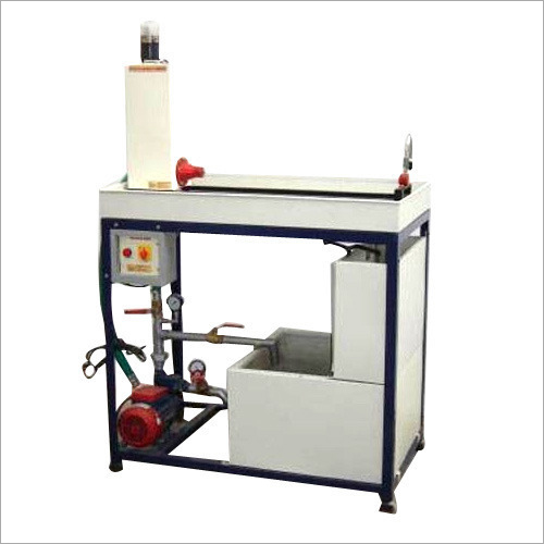 Industrial Hydraulic Test Bench