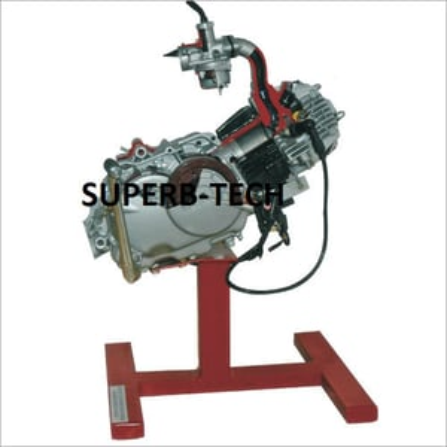 Four Stroke Single Cylinder Engine