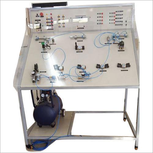 Pneumatic PLC Based Trainer