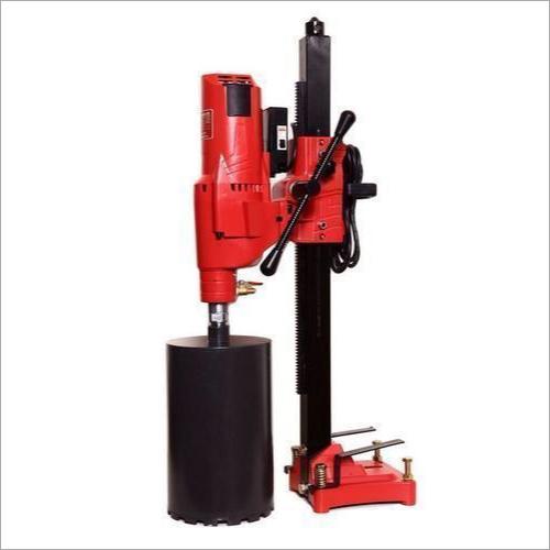 Motorized Core Cutting and Core Drilling Machine