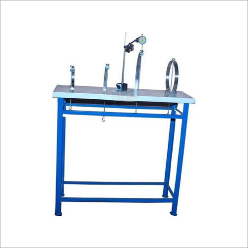 Engineering Mechanics Lab Equipment