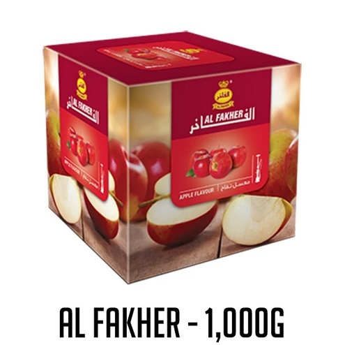 Quality AlFakher Shisha Hookah Flavor 1000g for wholesale