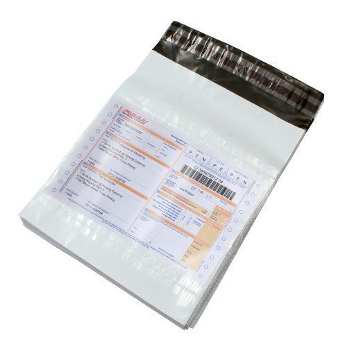 LDPE Flap Courier bag