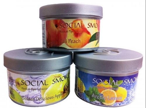 Social Smoke Shisha flavors for wholesale