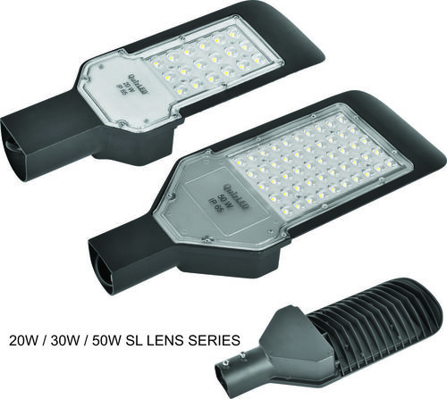 50W Led Street Light - Lens Series