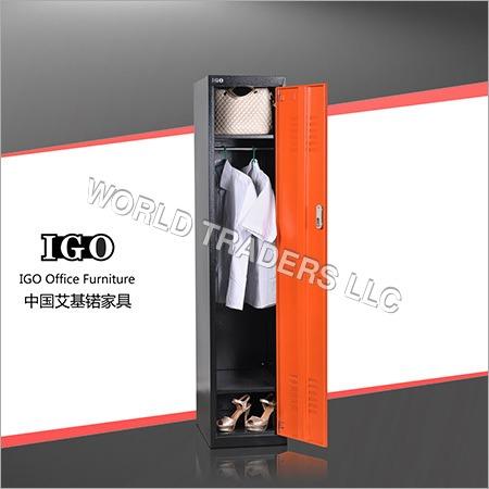 Single Door Wardrobe With Legs