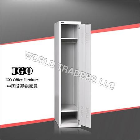Single door Steel Personal Lockers