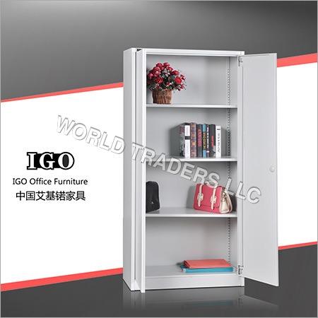 Double Door Metal File Cabinet