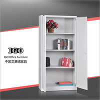 Double Door Metal File Cabinet