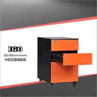 New Design Mobile Pedestal with 3 Drawers