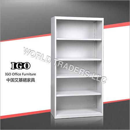 Open Shelf Metal Cupboard