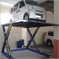 Scissor Car Parking