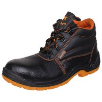 PVC Dual Density Safety Shoes