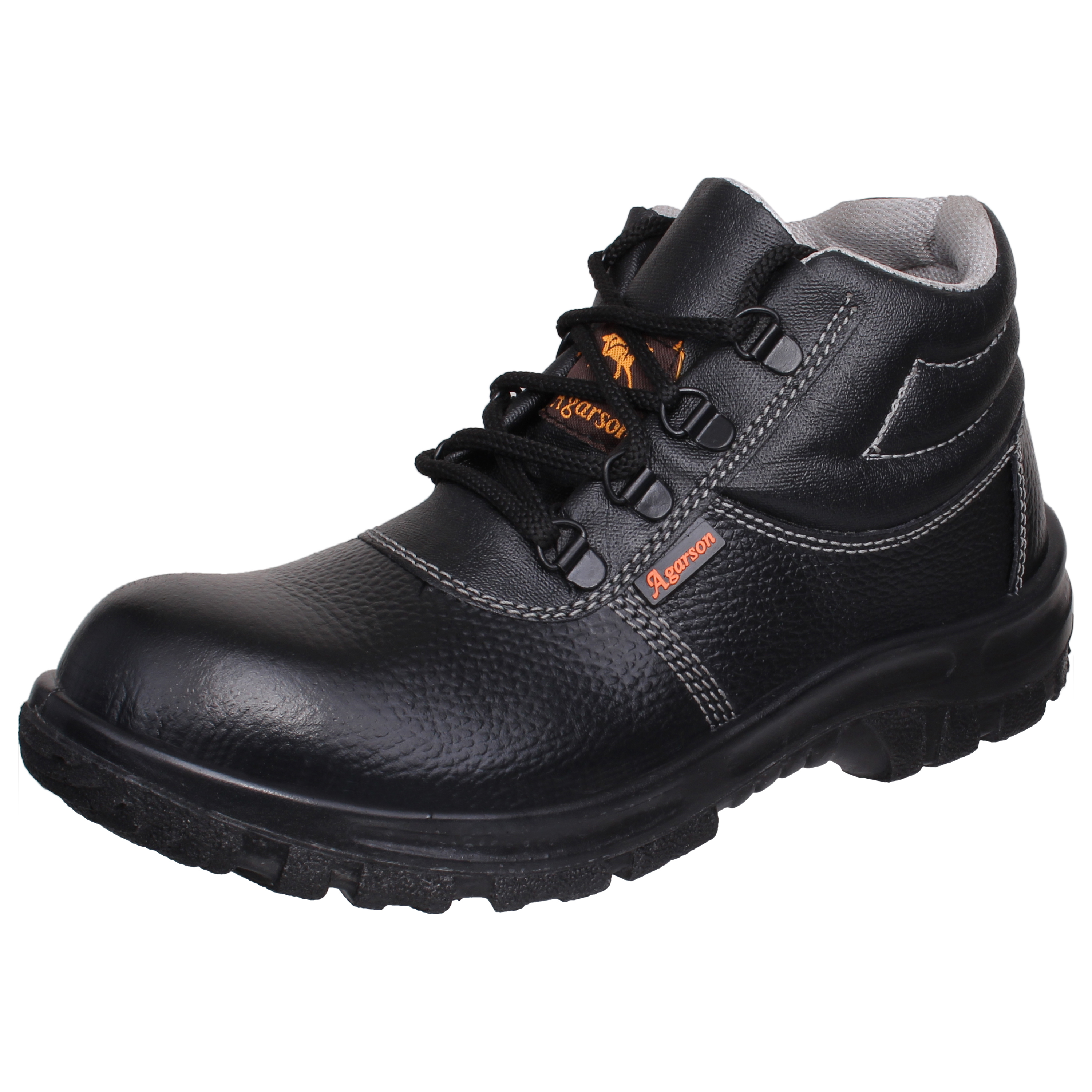 high ankle safety shoes