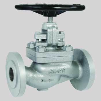 Cast Iron Stop & Non Return Valve