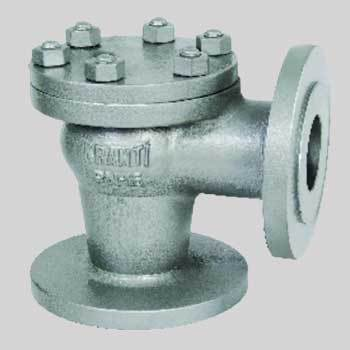 Cast Iron Angle Lift Check Valve