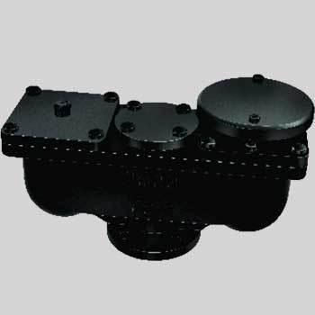 Cast Iron Double Air Valve