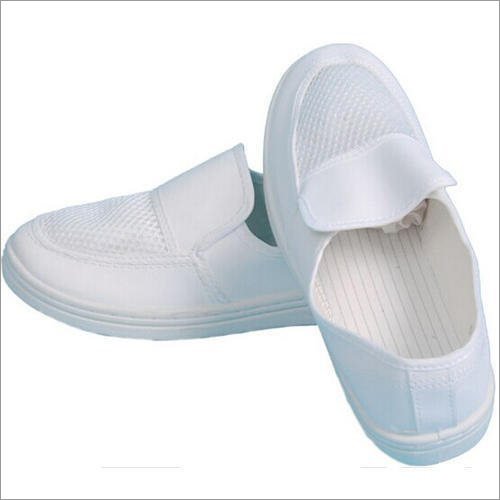 White Anti-Static ESD Shoes