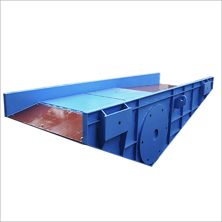 Heavy Duty Bi directional Vibrating Conveyor