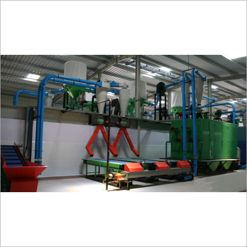 Chilli Cleaning Line Equipment