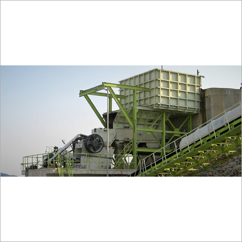 Aggregate Crusher Feeders