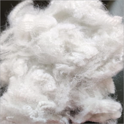 White Polyester Staple Fibre