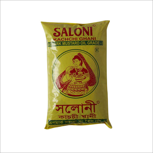 Saloni Mustard Oil
