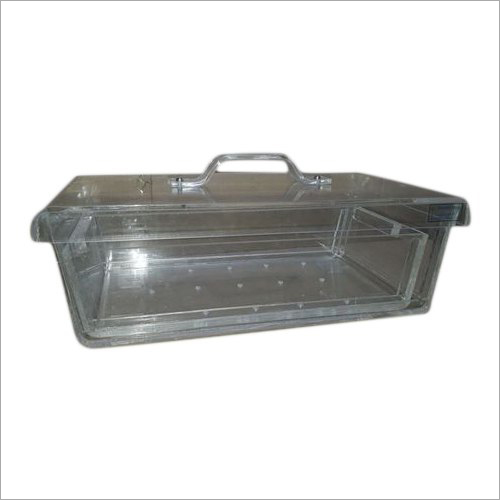 Transparent Cidex Instrument Tray