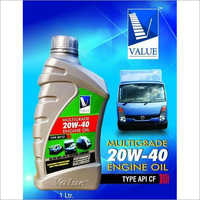 20W40 Engine Oil