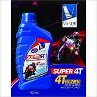 900 ML Super 4T SL Grade Engine Oil