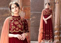 Latest Designer Anarkali Suits