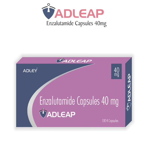 Glenza 40 MG Enzalutamide Capsules
