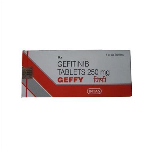 Geffy 250 MG Gefitinib Tablet