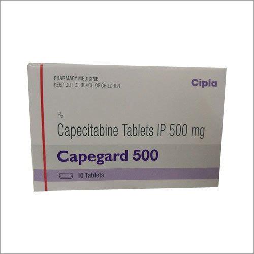 500 mg Capegard Capecitabine Tablet