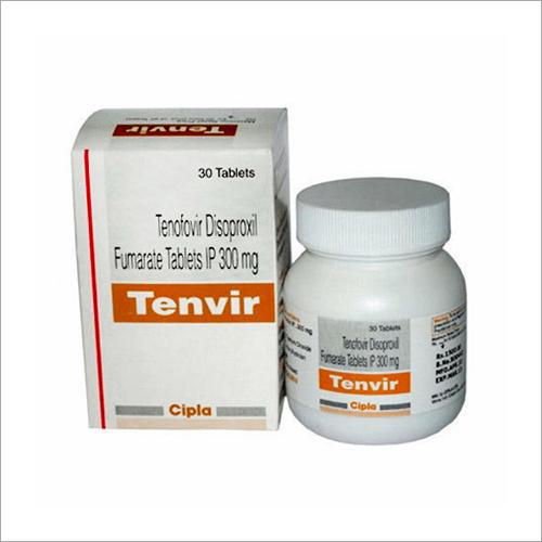 Tenofovir Disoproxil Fumarate Tablets 300 mg
