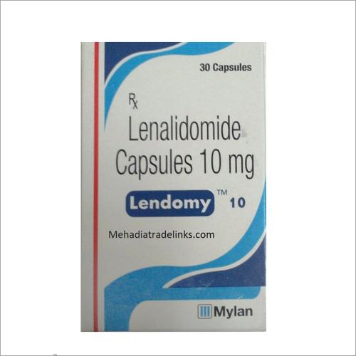 Lendomy 10 Mg Lenalidomide Capsule