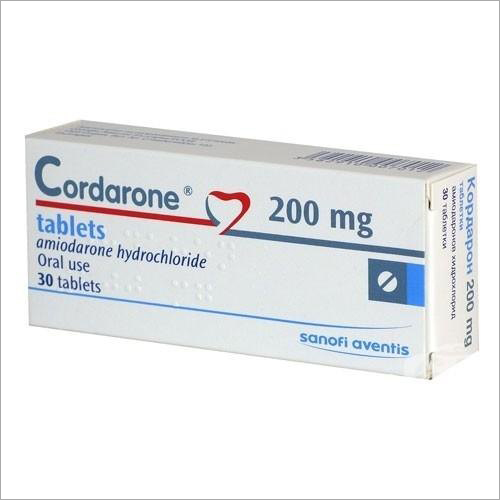 Amiodarone Hydrochloride Oral Tablet