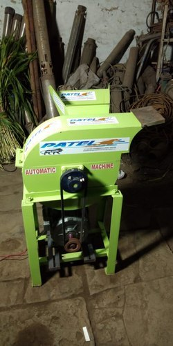 Single Phase Mini Chaff Cutter Machine