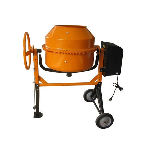 Laboratory Concrete Mixer Machine