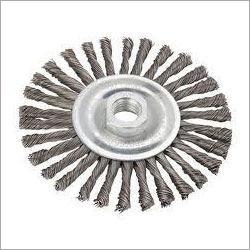 Shaft Mounted Abrasive Wheel Brush