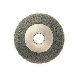 Thin Crimped Wire Wheel Brush