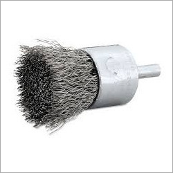 Crimped Wire End Wheel Brush
