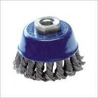 Abrasive Cup Brush