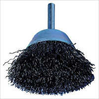 Round Wire Steel Brush