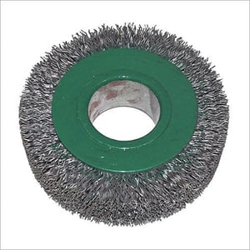 Heavy Duty Circular Wire Brush