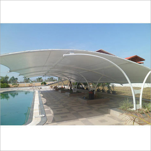 Tensile Fabric Canopy
