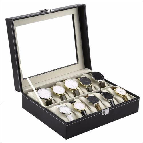 10 Slot Watch Box