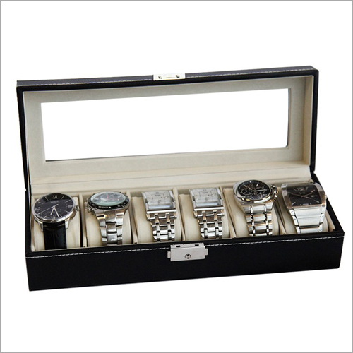 6 Slot Watch Box